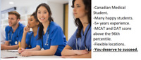Professional MCAT Tutor - 5+ Yrs Experience - Happy Students