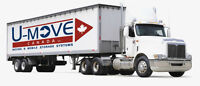 Affordable, Easy Calgary Moving & Mobile Storage