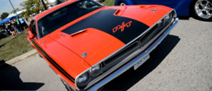 71 Dodge Challenger R/T - Fresh Resto - FINANCING AVAILABLE
