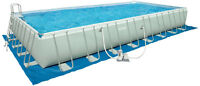 Piscine INTEX 32x16 (Above ground pool from Intex+Ladder)