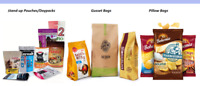Contract Pouch Packing, Pillow Bagging Service of Non-Food Items