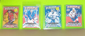 Franchise Force Hockey Cards for Sale TIM HORTONS 2016/2017 UD Belleville Belleville Area image 1