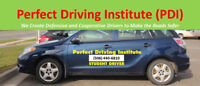 $525 for full driving course at Perfect Driving Institute (PDI)
