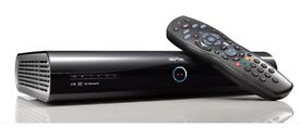 2TB SKY +WIFI+ HD BOX NEARLY LIKE NEW WITH REMOTE CONTROL,HDMI CABLE ,POWER LEAD FOR SALE