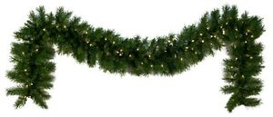 ****BEAUTIFUL QUALITY LOOKING CHRISTMAS GARLAND**** $15.00 each Stratford Kitchener Area image 2