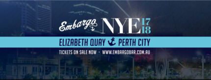 LOOKING FOR 4x EMBARGO NYE TICKETS