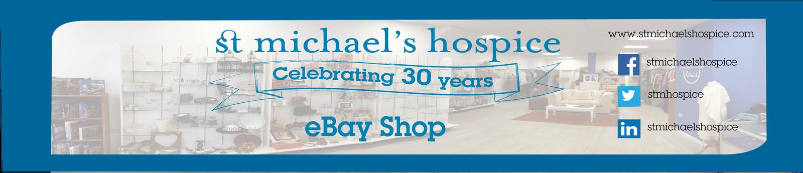 St Michael's Hospice eBay Shop