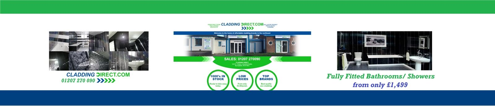CLADDING DIRECT.COM