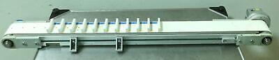 Dierre Roller Conveyor Belt Length 1000mm Belt Width 70mm Coupling 10mm