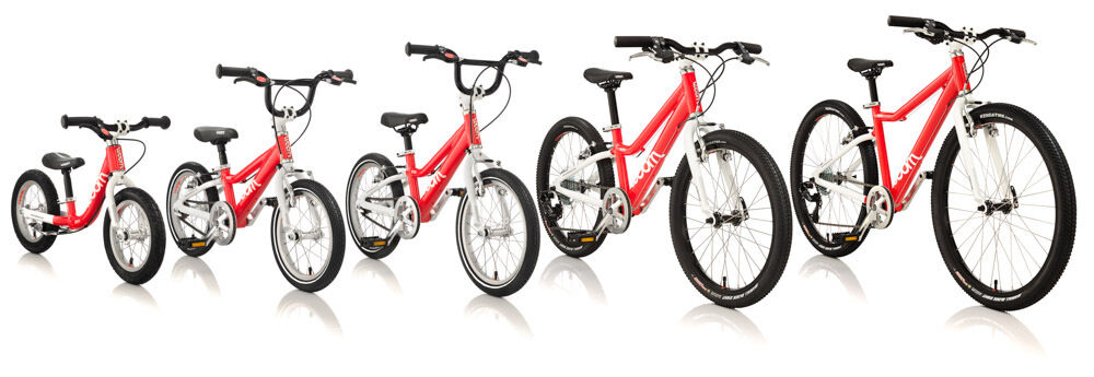 WOOM Bikes USA