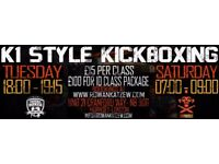K1 Style Kickboxing / Muay Thai Classes in North London!