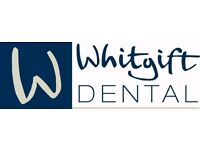 Experienced Dental Nurse/Receptionist to cover maternity leave
