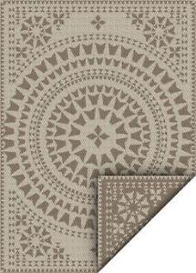 Reversible indoor/ outdoor rug