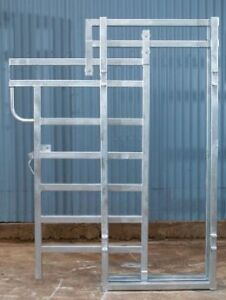 Sliding gate - cattle yard race gate Heavy duty. SALE PRICE Torrington Toowoomba City Preview