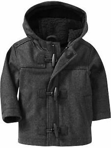 Brand New with price tag on -Old Navy 4T toddler wool jacket
