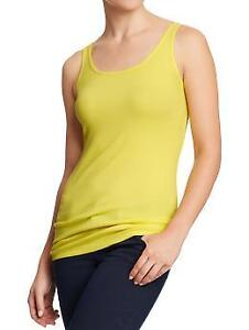 Women's Old Navy yellow cami tank top Small New with tags London Ontario image 1