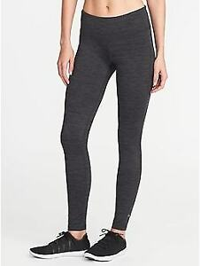 Mid-Rise Run Leggings for Women New W/ Tags