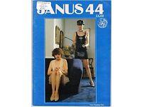 janus 44 vintage spanking magazine