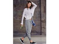 Gap womans slouch pants brand new cost £25 in xlarge & medium.