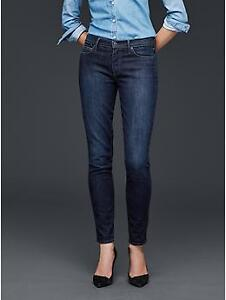 Gap Authentic Skinny Jeans Size 25R