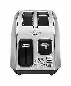 T-Fal Icon 2-slice Stainless Steel Toaster