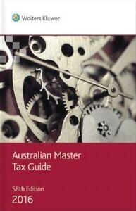 master tax guide books magazines ebay. Black Bedroom Furniture Sets. Home Design Ideas