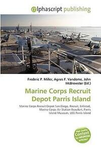 Marine Corps Recruit Depot Parris Island NEW