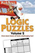 Logic Puzzle Books