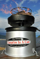 Camp Fire in a Can!