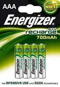 AAA Rechargeable Batteries 700mAh