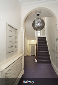 Private office available in Bloomsbury Square (WC1) - flexible rent terms, refurbished