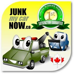 CASH FOR JUNK VEHICLES