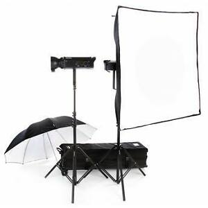 Bowens 400RX and 200RX Studio Lighting Kits