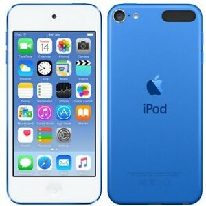 iPod touch 6th generation mint with warranty left