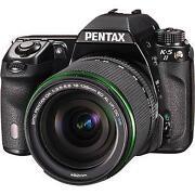 Pentax K-5 18-135
