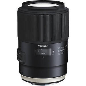 Selling Tamron SP 90mm f/2.8 Di Macro 1:1 VC USD for Canon