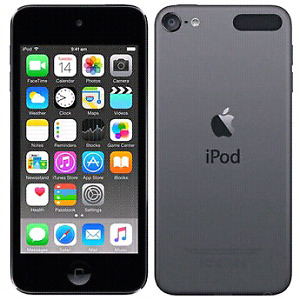 iPod touch  16 gb, 6th gen