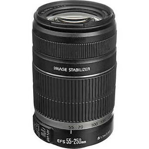 Canon EF-S 55-250mm f/4.0-5.6 IS II Lens