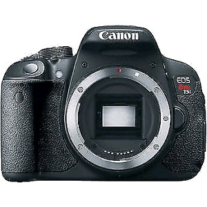 CanonEOS Rebel T5i DSLR Camera (BODY Only)