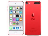 Apple iPod Touch 5th Generation 32gb with case in Red Limited Edition As New £99