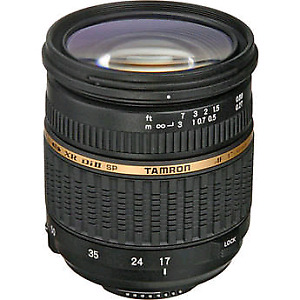 Lens Tamron SP 17-50mm f/2.8 Di II LD for sony a mount