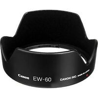 Genuine Canon Lens Hood EW-60 for Canon EF 24mm f/2.8