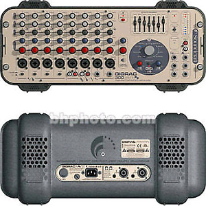 SoundCraft gigrac600 powered mixer