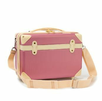 EDDAS ETHOS Vintage Style Pink Travel Cosmetic Bag Luggage Pink Color + FREE EMS