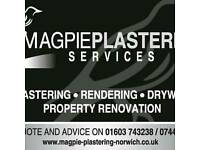 Magpie plastering & home improvement