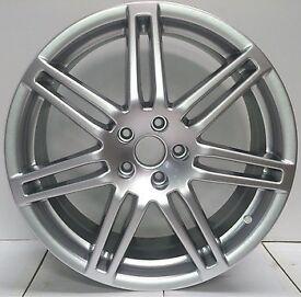 genuine rs4 alloy wheel