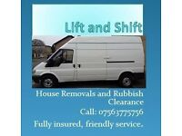 Rubbish Removals & Domestic House Removals- End of Tenancy Clean-