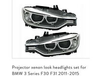 BMW ANGELS XENON HIDS, ANGEL EYES, BMW ANGELS, F30 HEADLIGHT UPGRADES, E90 E46 E92