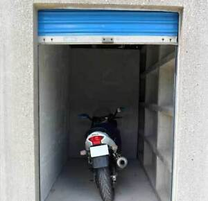 Motocycle Storage for the Winter Months