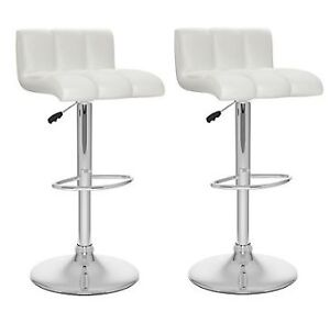 2 Adjustable bar stools (Gas Lift) Brand new in boxs Edmonton Edmonton Area image 1